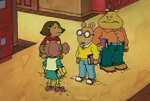 Arthur: Kids Are From Earth, Parents Are From Pluto