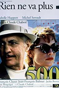 Isabelle Huppert and Michel Serrault in Rien ne va plus (1997)