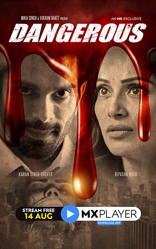 Dangerous (2020) Hindi 480p S01 Complete HDRip DL