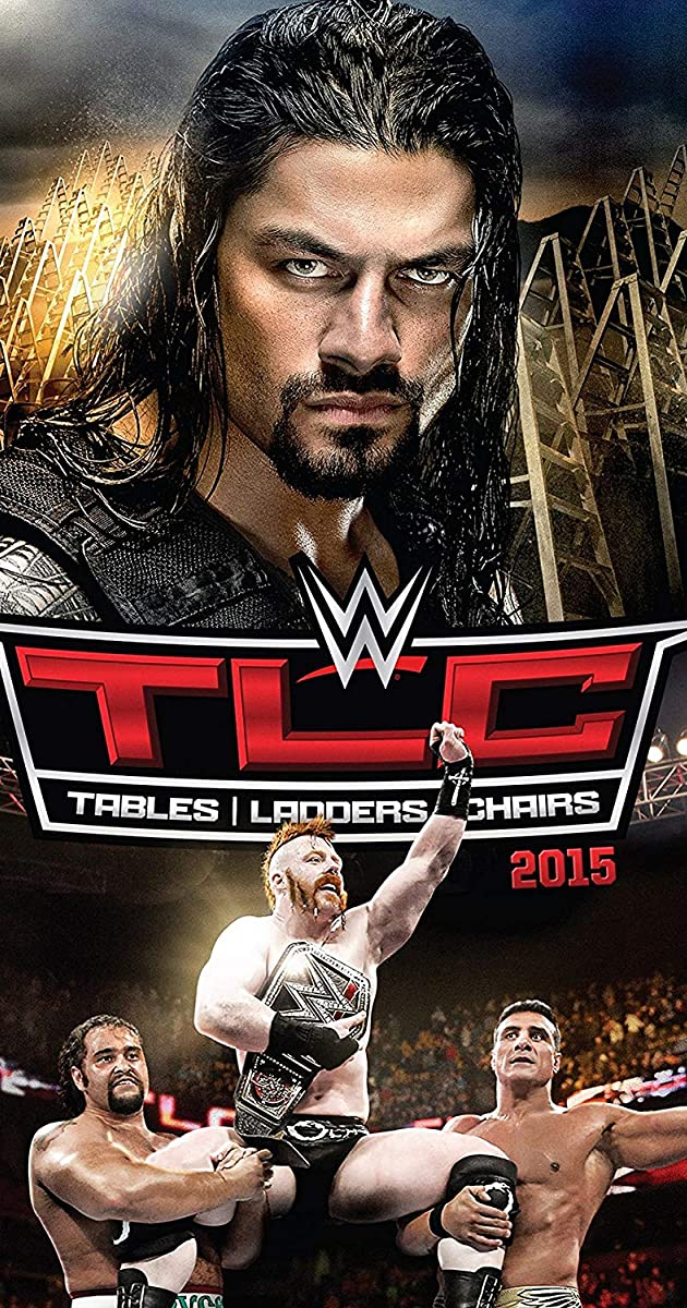 Subtitle of WWE TLC Tables, Ladders & Chairs