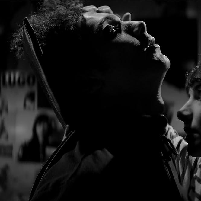 Sheila Vand and Arash Marandi in A Girl Walks Home Alone at Night (2014)