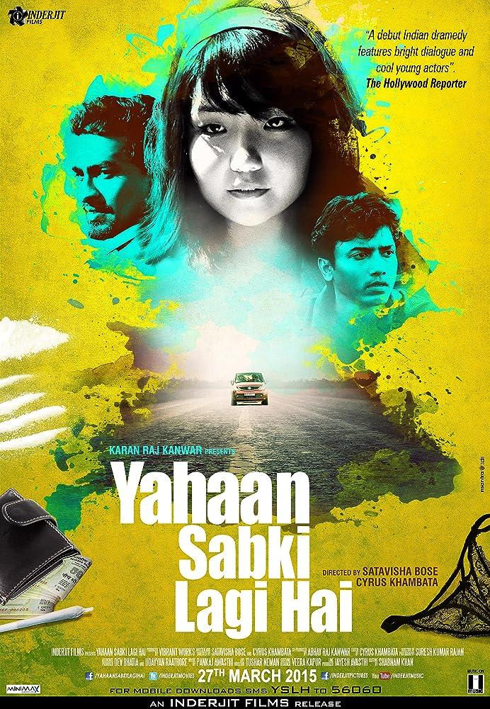 Yahaan Sabki Lagi Hai (2015) Hindi
