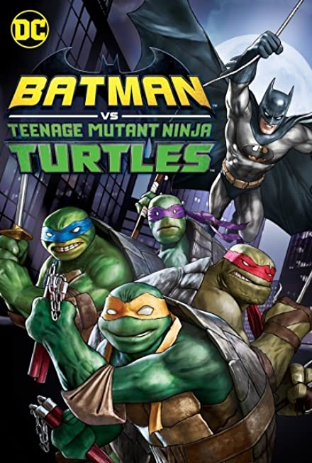 Film: Batman vs. Teenage Mutant Ninja Turtles