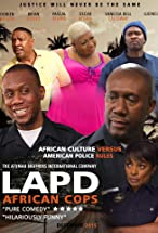 Primary image for LAPD African Cops