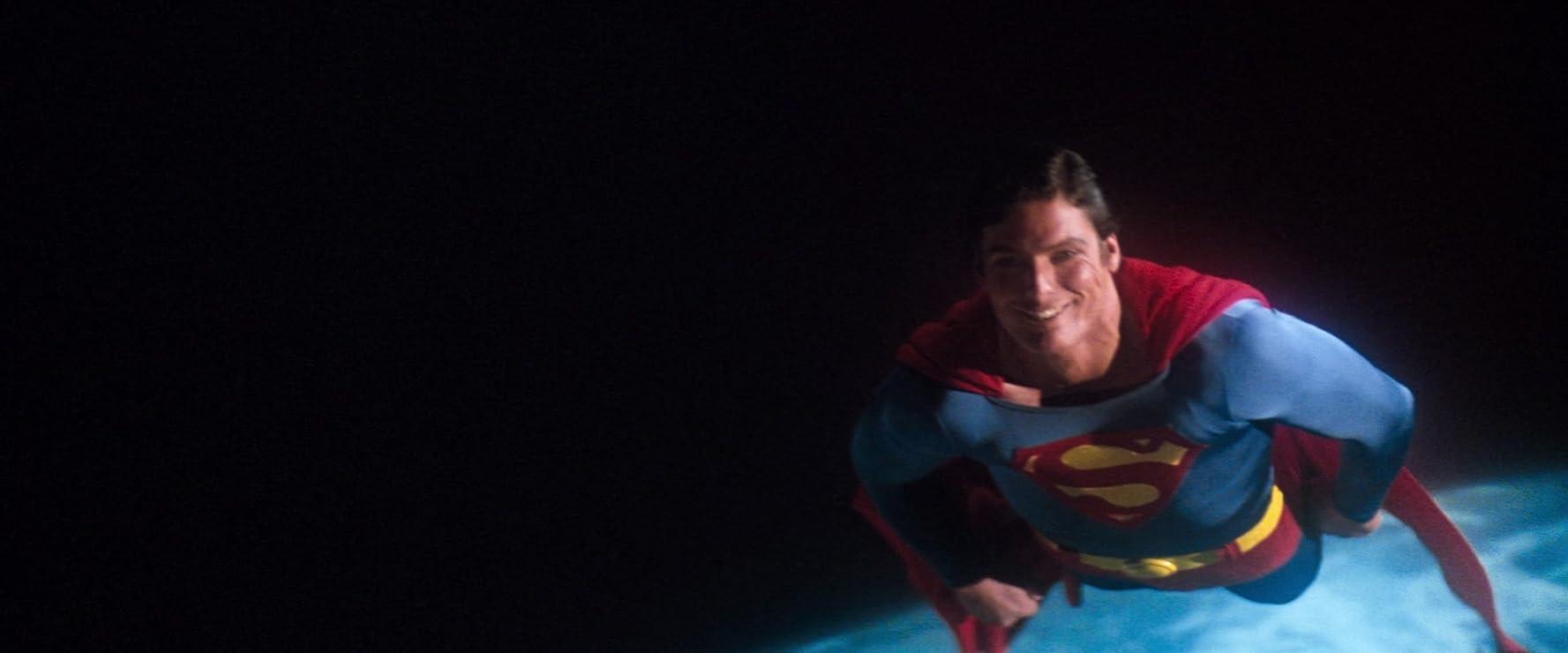 Image result for Christopher Reeve Superman smiling