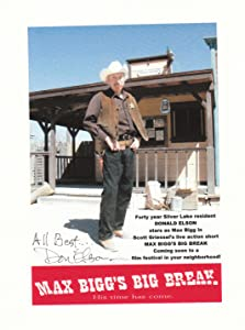 Max Bigg's Big Break by