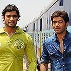 Jeet and Angshuman Gupta in Josh (2010)