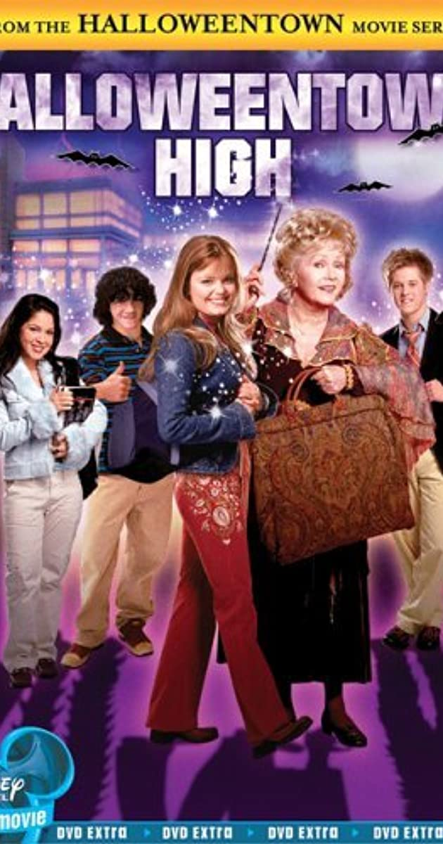halloweentown high tv movie 2004 imdb