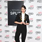 Anya Taylor-Joy at an event for Split (2016)