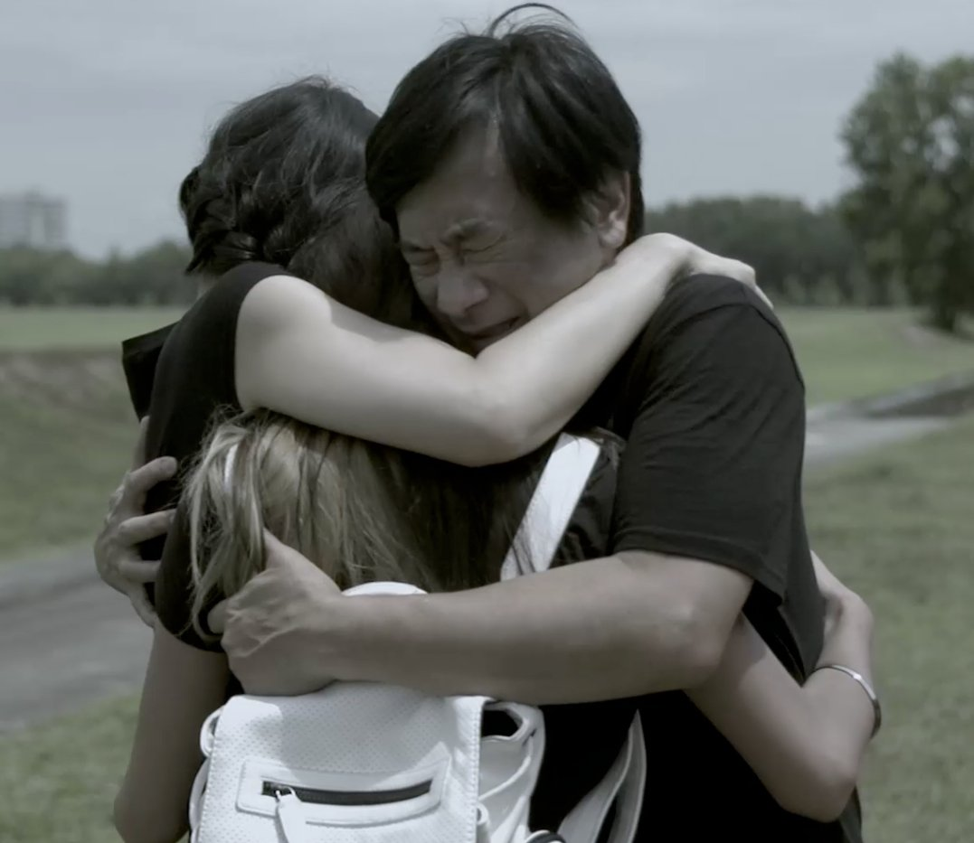 Amy Cheng, Gerald Chew, and Eunice Annabel Lim in 2025 (2015)