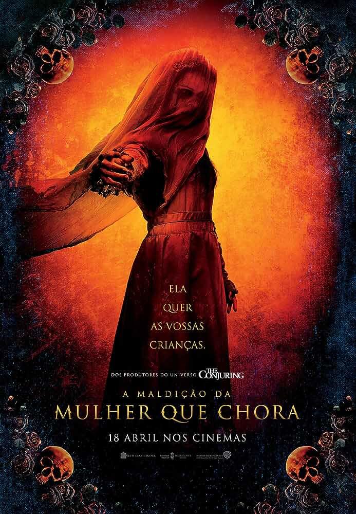 The Curse of La Llorona (2019) in Hindi
