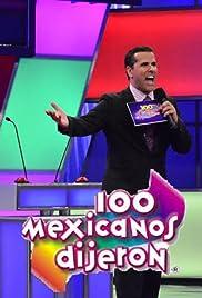 100 mexicanos dijeron Poster