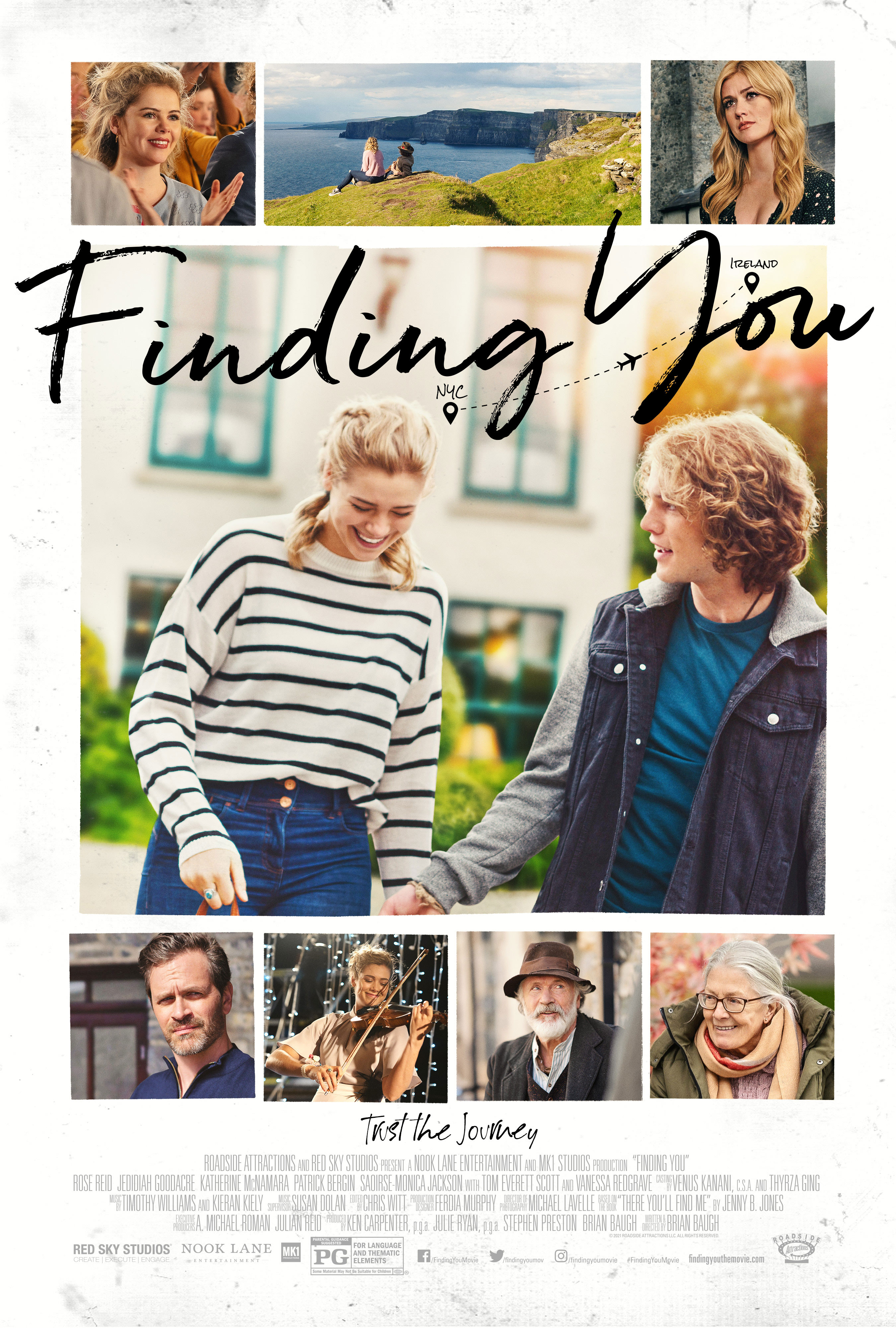watch Finding You on soap2day