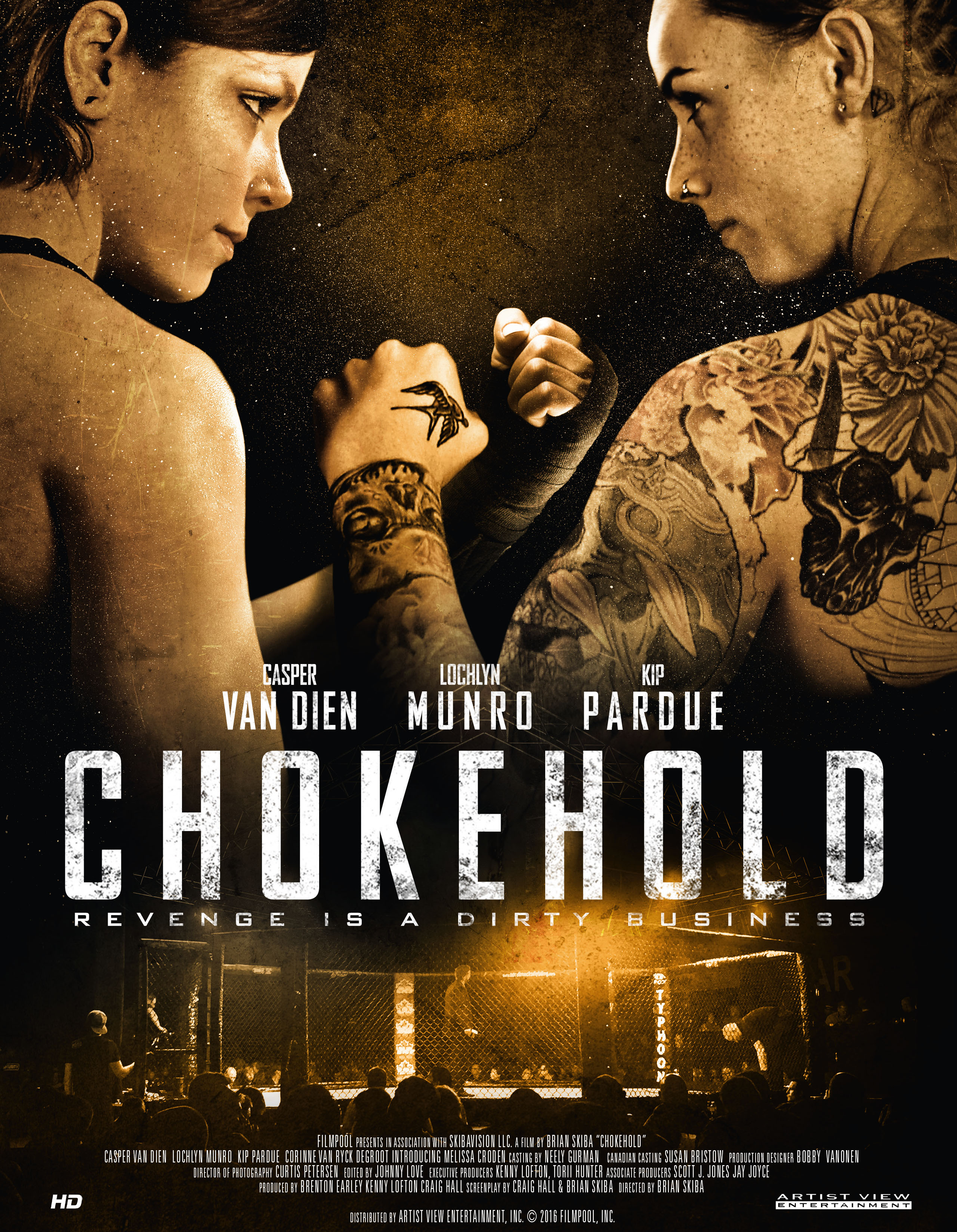 Image result for Chokehold poster