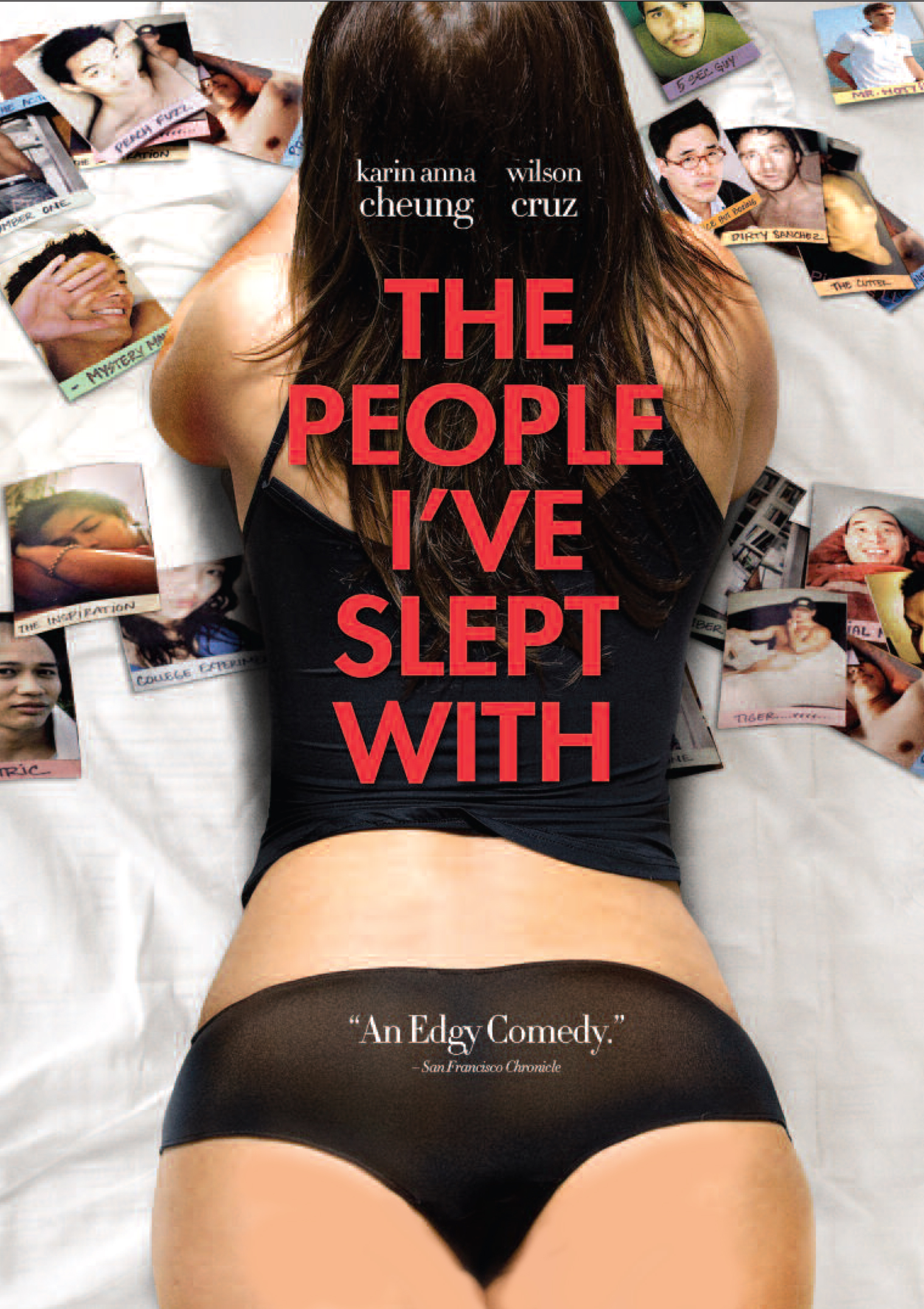 The people i ve slept with