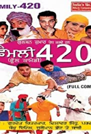 Family 420 Poster
