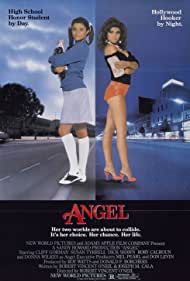 Donna Wilkes in Angel (1984)