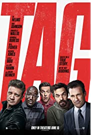 Download Tag (2018) Movie