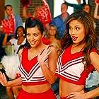 Vanessa Lachey and Kim Kardashian West in Disaster Movie (2008)