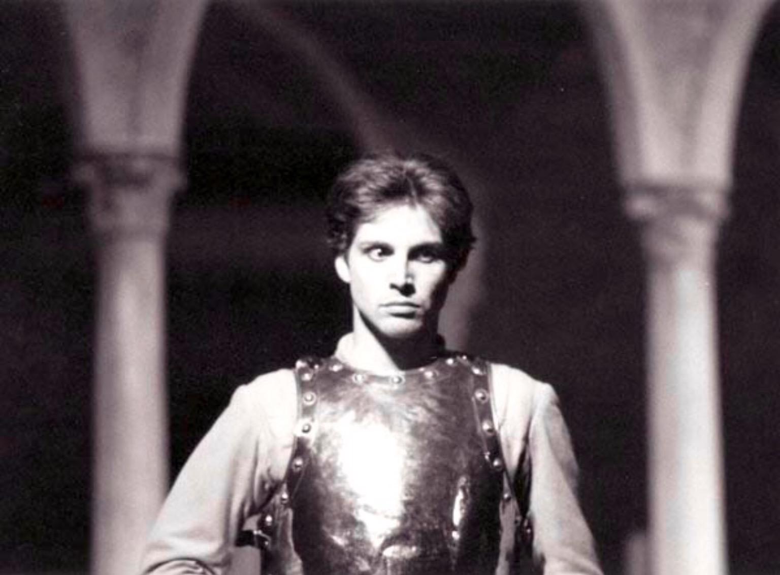 Vincenzo Bocciarelli in Il re pescatore (1996)