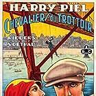Dary Holm and Harry Piel in Der Mann ohne Nerven (1924)