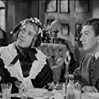 Jack Benny and Richard Haydn in Charley's Aunt (1941)