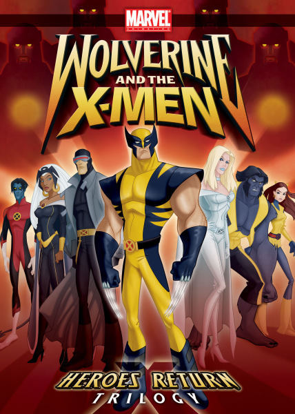 Wolverine and The X Men (Tv Series)
