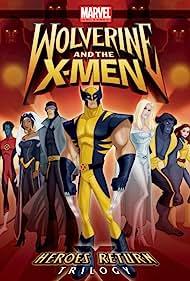 Steve Blum, Susan Dalian, Danielle Judovits, Nolan North, Fred Tatasciore, Liam O'Brien, and Kari Wahlgren in Wolverine and the X-Men (2008)