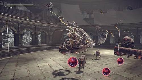 NieR: Automata: DLC Gameplay