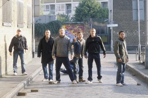 Charlie Hunnam in Hooligans (2005)