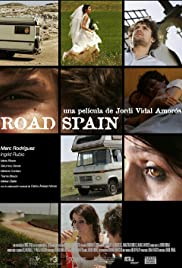 Road Spain Poster