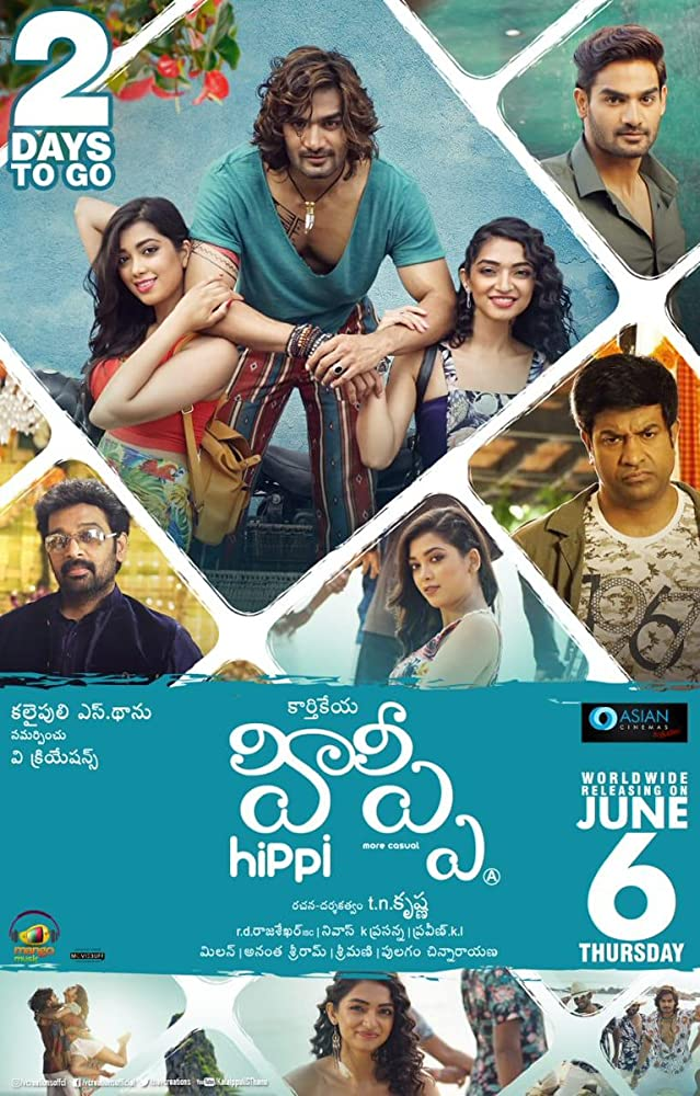 hippi (2019) Telugu 400MB Proper HDRip ESub Download