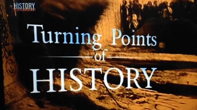 دانلود زیرنویس فارسی سریال Turning Points of History