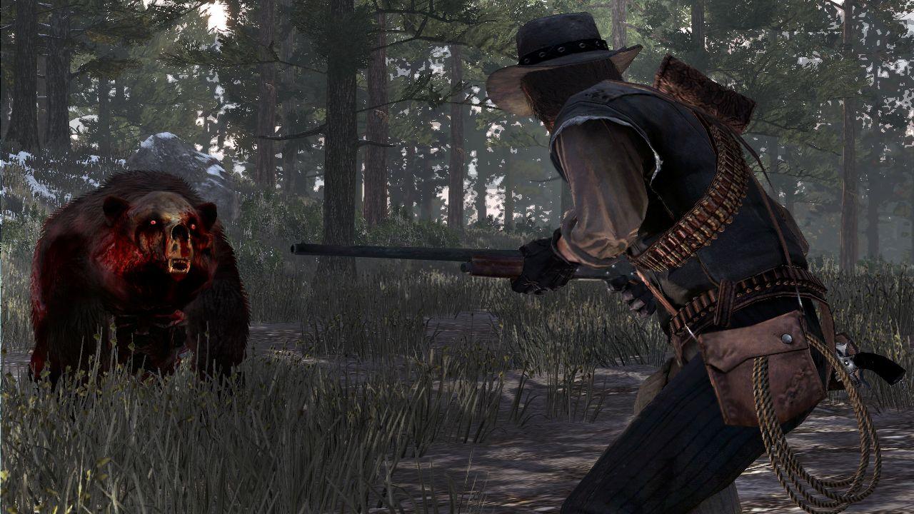 Red Dead Redemption Undead Nightmare 2010