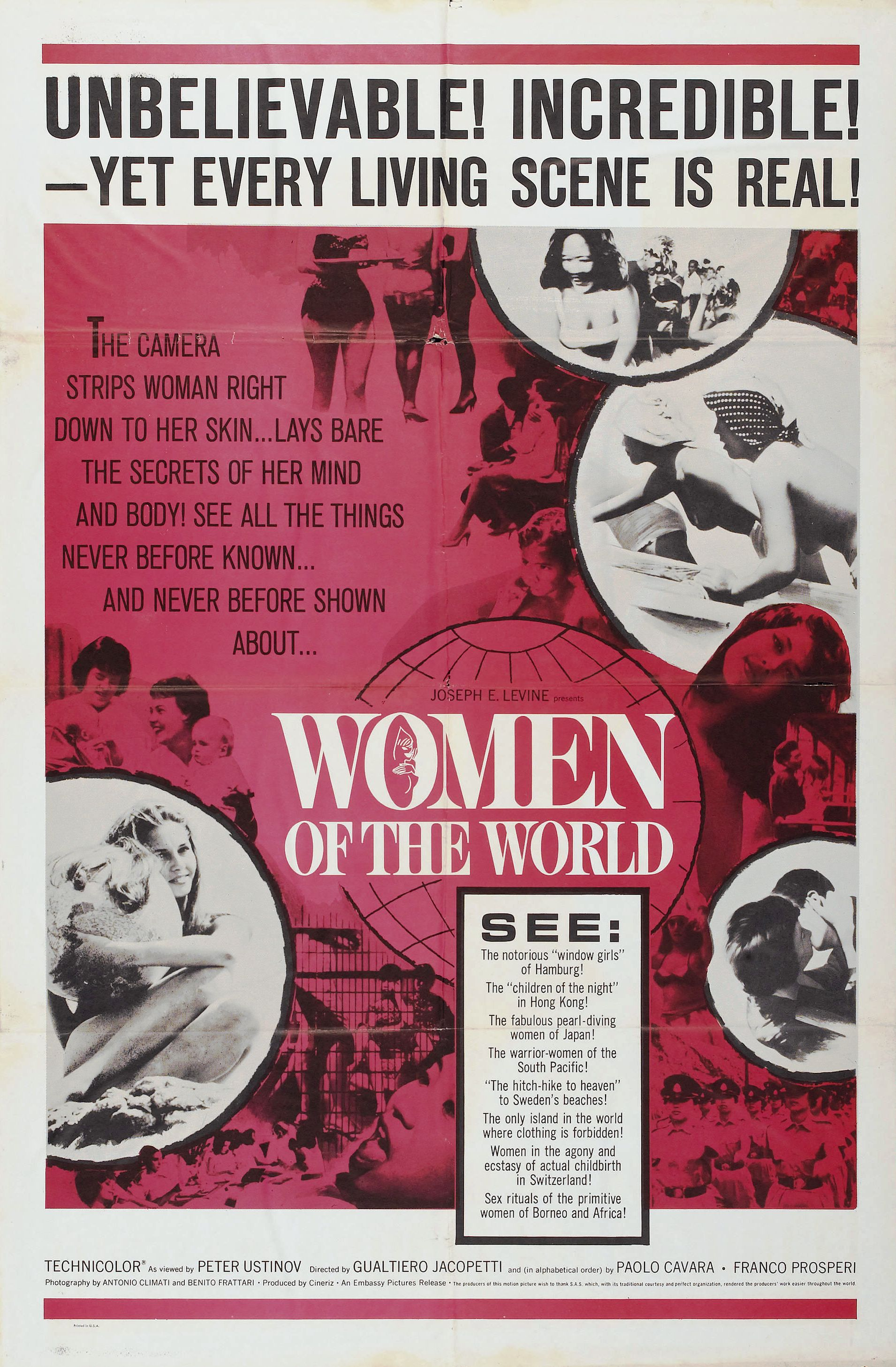 La donna nel mondo (1963)