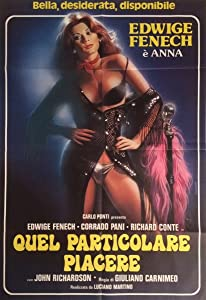 Good sites for watching movies Anna, quel particolare piacere by Giuliano Carnimeo [flv]