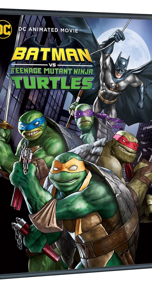 Watch Full HD Movie Batman vs. Teenage Mutant Ninja Turtles (2019)