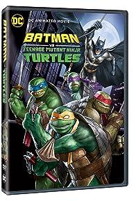 Primary photo for Batman vs. Teenage Mutant Ninja Turtles