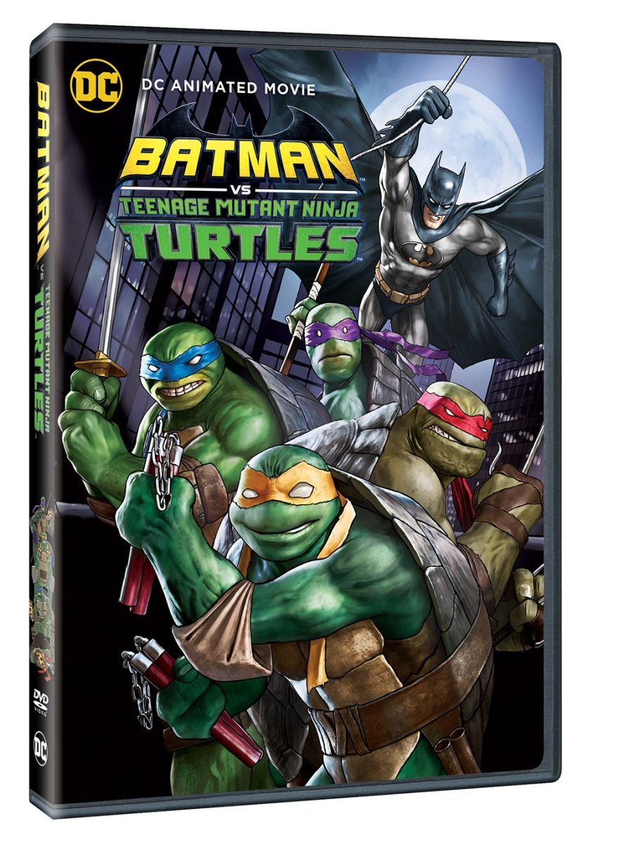 Batman vs. Teenage Mutant Ninja Turtles (2019) WEBRip 720p & 1080p
