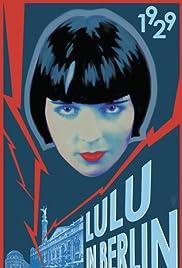 Lulu in Berlin Poster