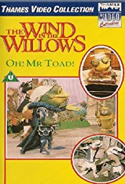 Oh! Mr. Toad Poster