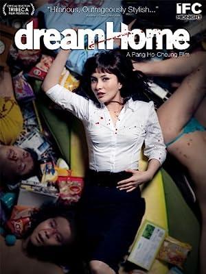 Dream Home Pelicula Poster