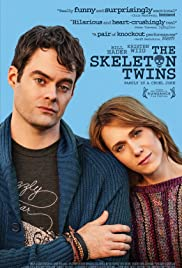 The Skeleton Twins (2014) Poster - Movie Forum, Cast, Reviews