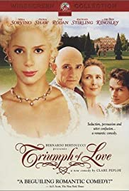 The Triumph of Love Poster
