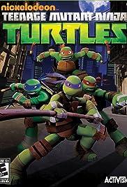 Nickelodeon Teenage Mutant Ninja Turtles Poster