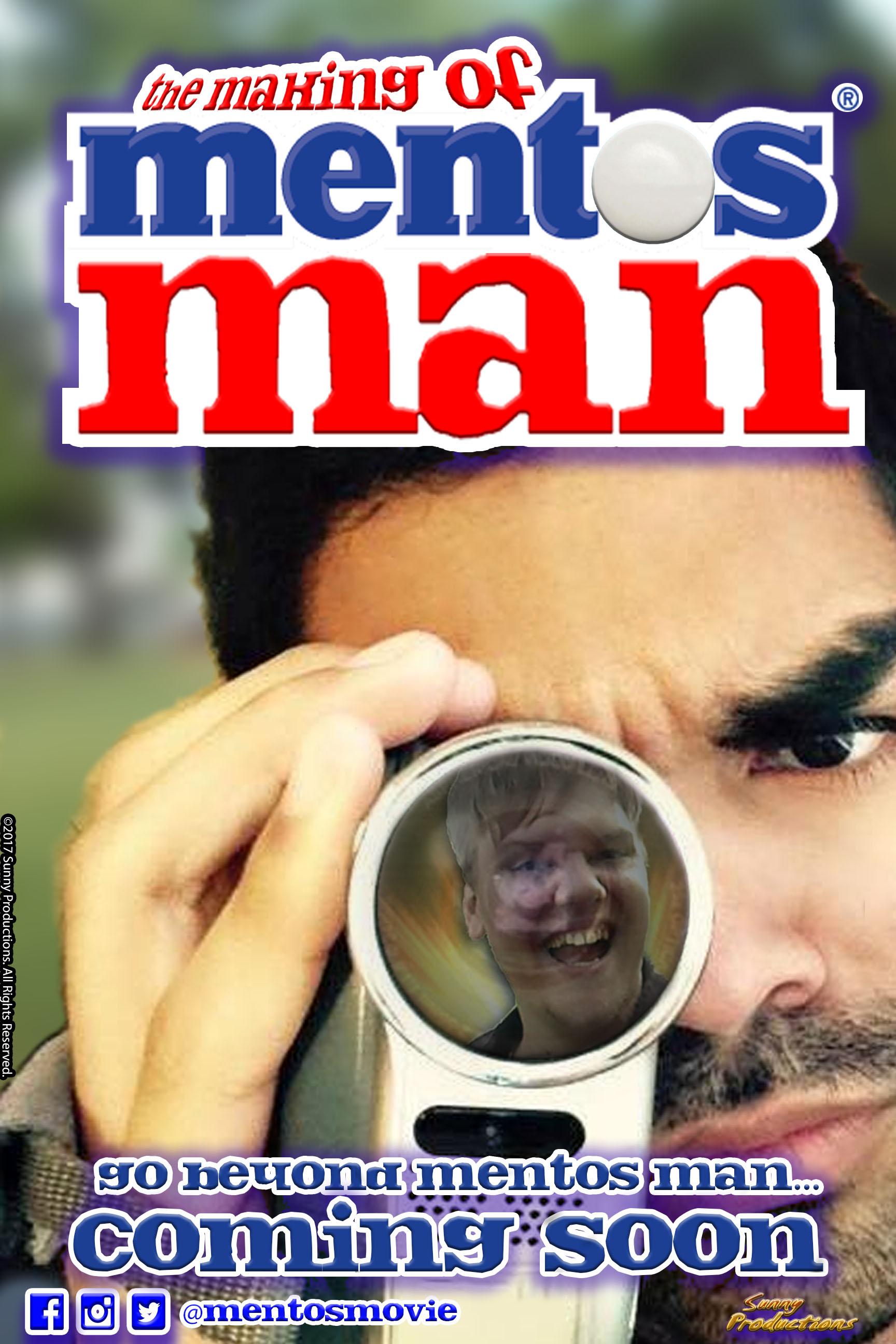 the making of mentos man imdb