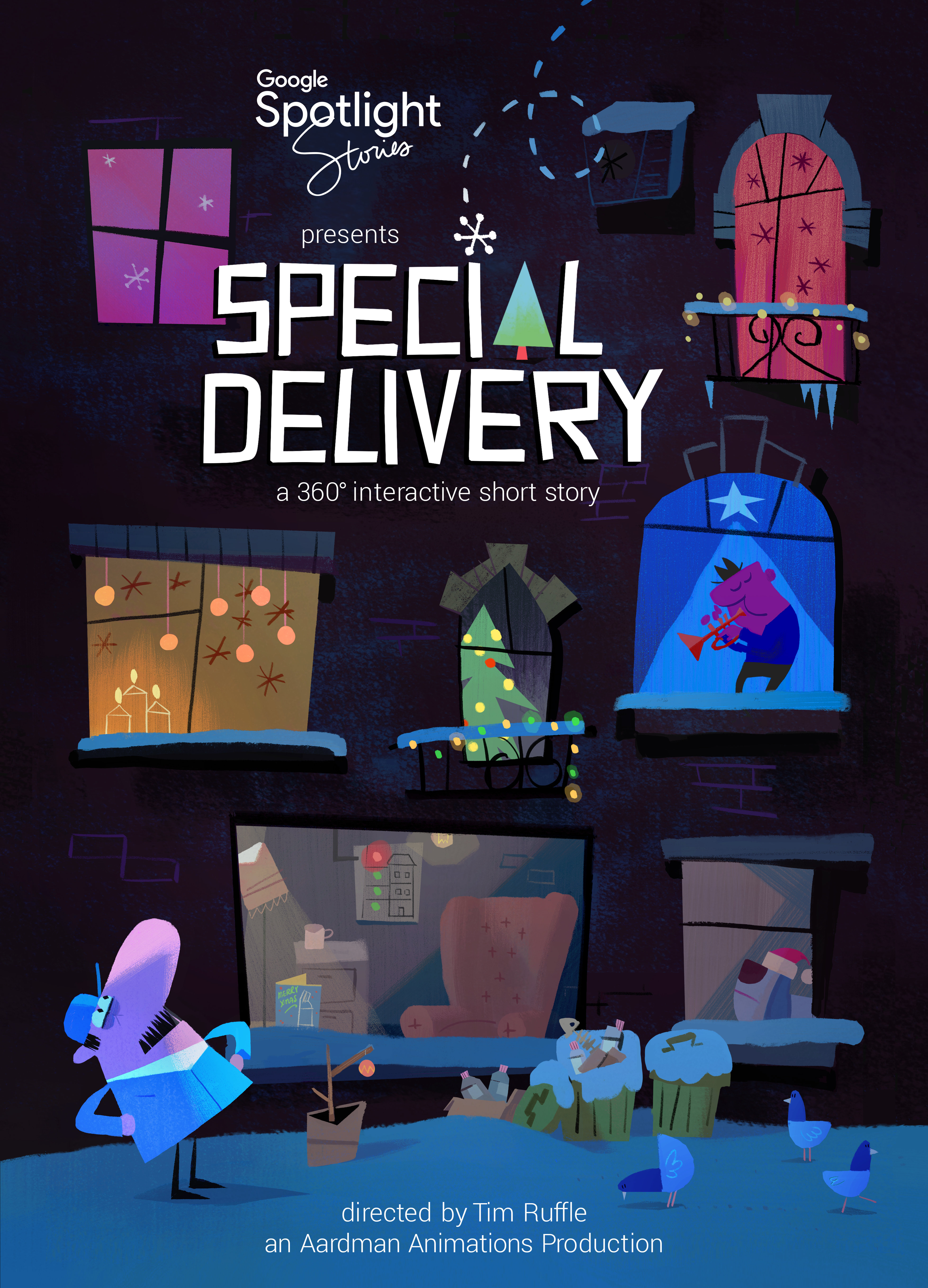 Teaser delivery Yourbigjohnson trailer special