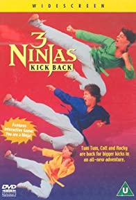 Primary photo for 3 Ninjas Kick Back