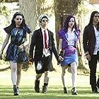 Booboo Stewart, Cameron Boyce, Dove Cameron, and Sofia Carson in Descendants (2015)