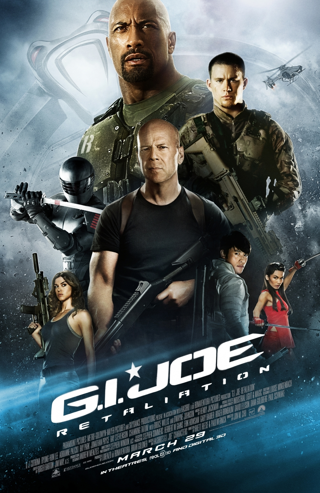 Image result for G.I. Joe Retaliation 2013